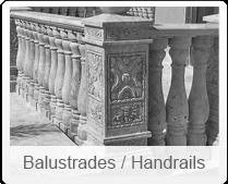 Balustrades / Handrails