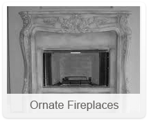 Ornate Fireplaces